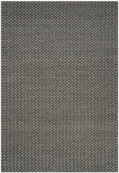 Safavieh Manhattan MAN258C Turquoise / Grey Rug
