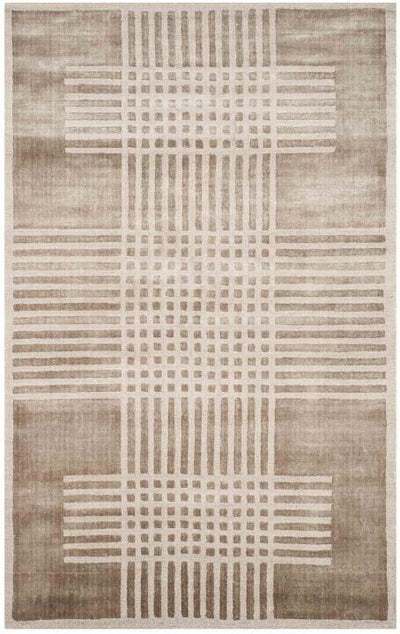 Safavieh Mirage MIR650B Brown Rug