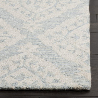 Safavieh Micro Loop 200 MLP210C Light Blue Rug