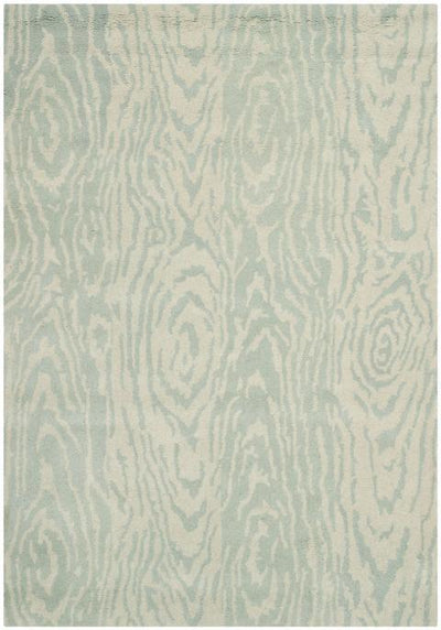 Safavieh Martha Stewart MSR4534D Layered Faux Bois Grey Mist Rug