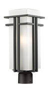 Z-Lite Abbey 550PHB-ORBZ-R Outdoor Light