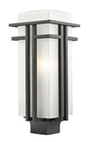 Z-Lite Abbey 550PHB-ORBZ Outdoor Light