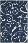 Safavieh Florida Shag SG455-6511 Light Blue / Cream Rug