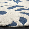 Safavieh Florida Shag SG468-1165 Cream / Blue Rug