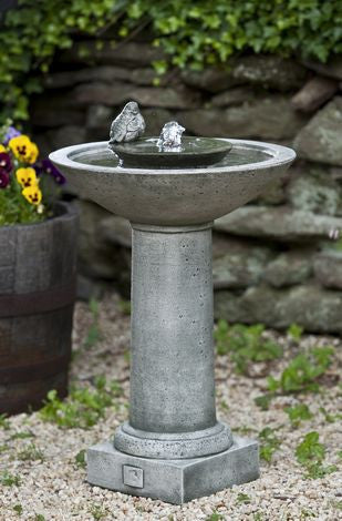 Aya Fountain by Campania International : Elegant Water Features