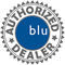 blu Dealer Badge