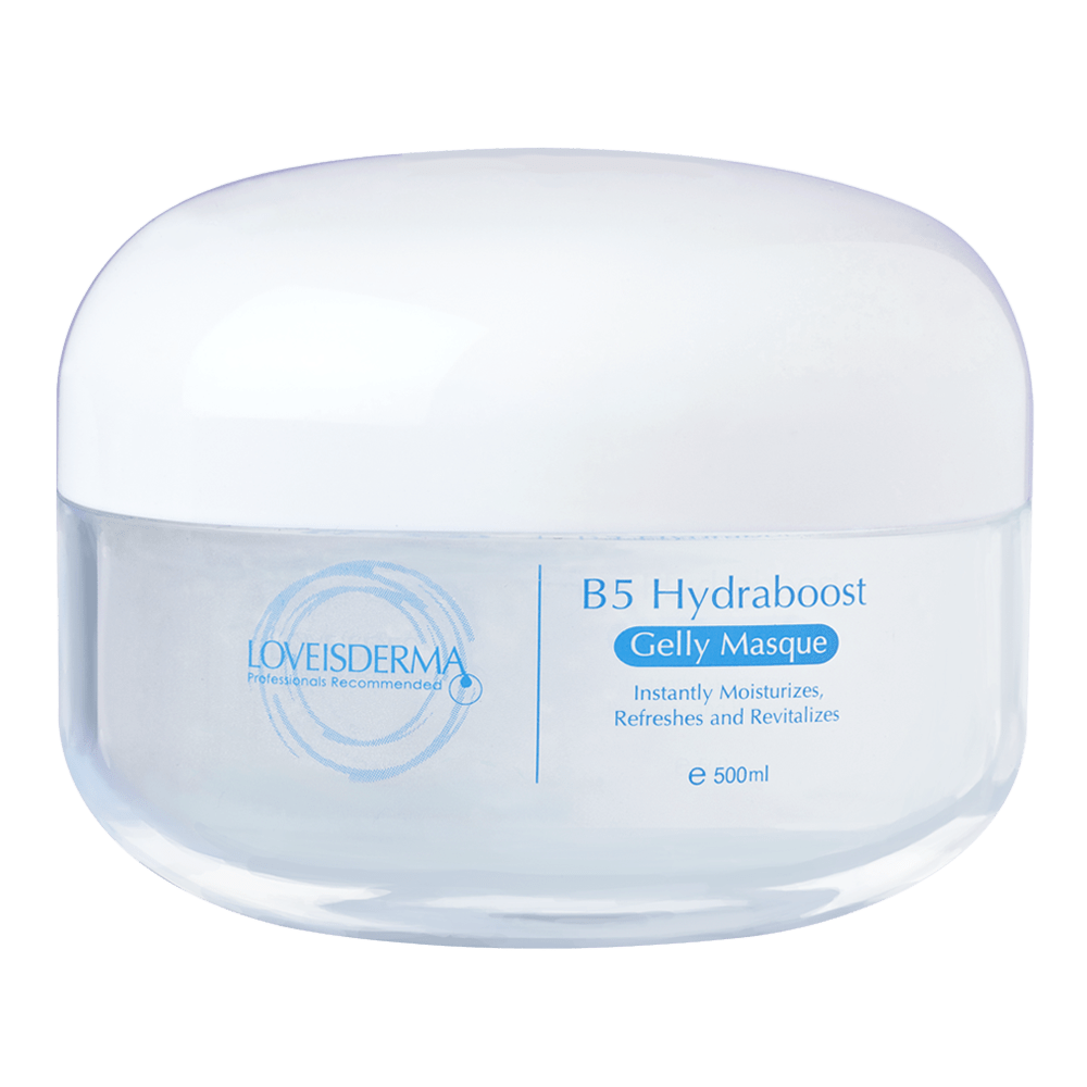 LOVEISDERMA B5 Hydraboost Gelly Masque 500g