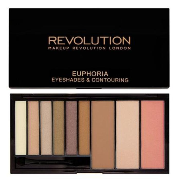 Makeup Revolution Euphoria Palette Bronzed (org $105 / now $63)