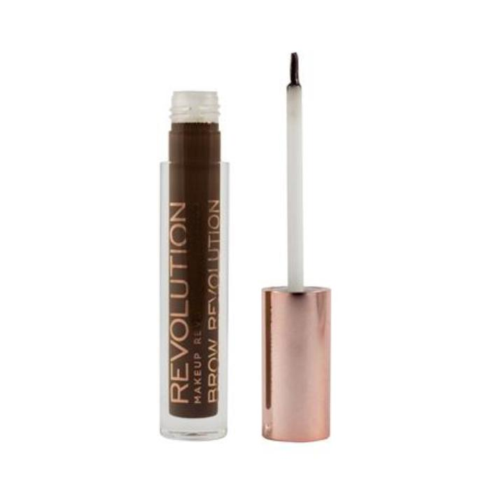 Makeup Revolution Brow Revolution Dark Brunette