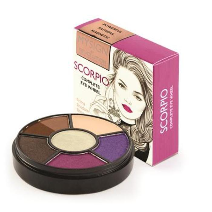Makeup Revolution My Sign Complete Eye Base Scorpio (org $85 / now $42.5)