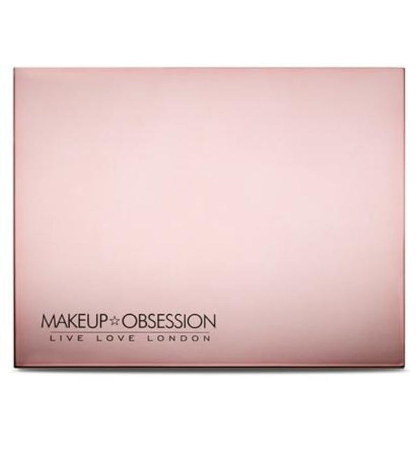 Makeup Obsession Palette Large Luxe Rose Gold Obsession (org $145 / now $101.5)