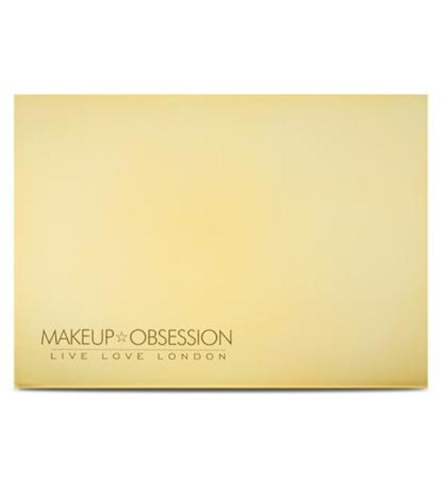 Makeup Obsession Palette Medium Luxe Gold Obsession (org $108 / now $75.6)