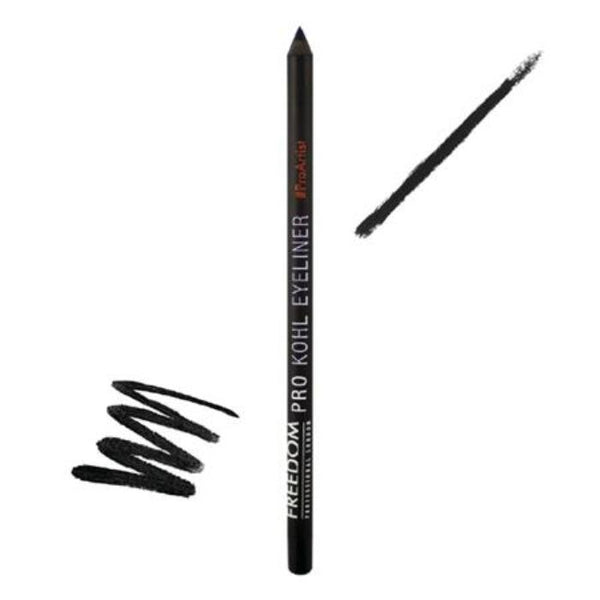 Freedom Makeup London Pro Kohl Eyeliner Black