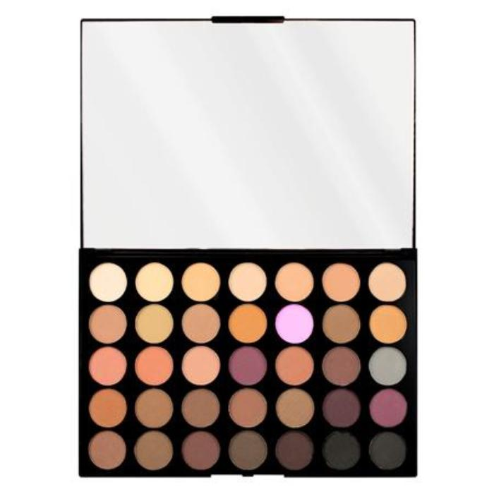 Makeup Revolution Pro HD Palette Amplified 35 - Neutrals Cool