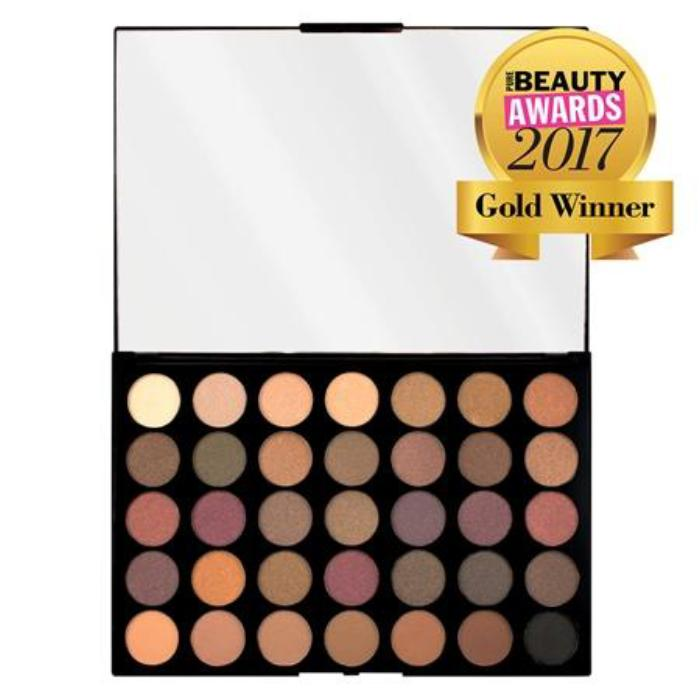 Makeup Revolution Pro HD Palette Amplified 35 - Luxe