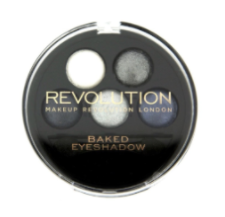 Makeup Revolution 5 Baked Eyeshadows-Bang Bang