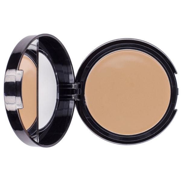*pre-order 3 weeks* Bodyography Silk Cream Compact Foundation-#3 Light/Medium 8.40ml
