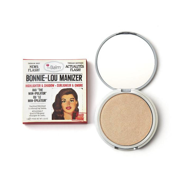 theBalm Bonnie-Lou Manizer® Highlighter, Shadow & Shimmer 8.5g