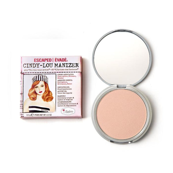 theBalm Cindy-Lou Manizer Highlighter, Shadow & Shimmer 8.5g