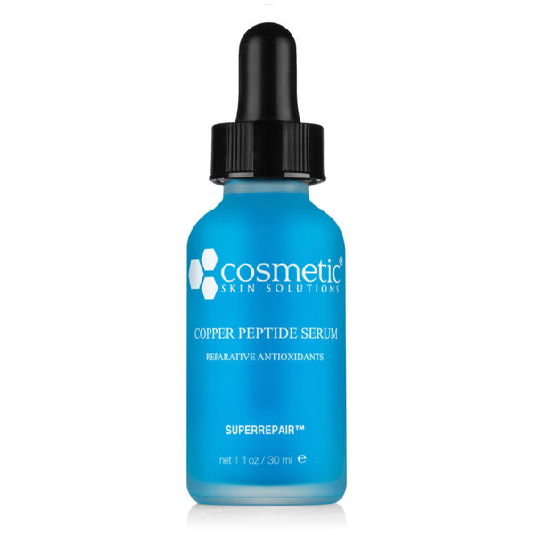 *pre-order 4 weeks* COSMETIC SKIN SOLUTIONS COPPER PEPTIDE SERUM 30ml/60ml