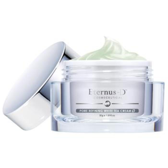 Eternus-D Pore Refining White Tea Cream 30g