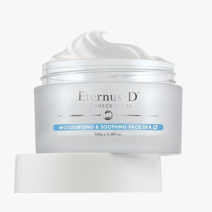 Eternus-D Moisturizing & Soothing Face Spa 100g