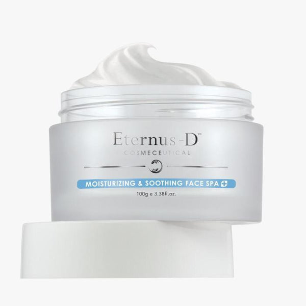 *pre-order 4 weeks* Eternus-D Moisturizing & Soothing Face Spa 100g