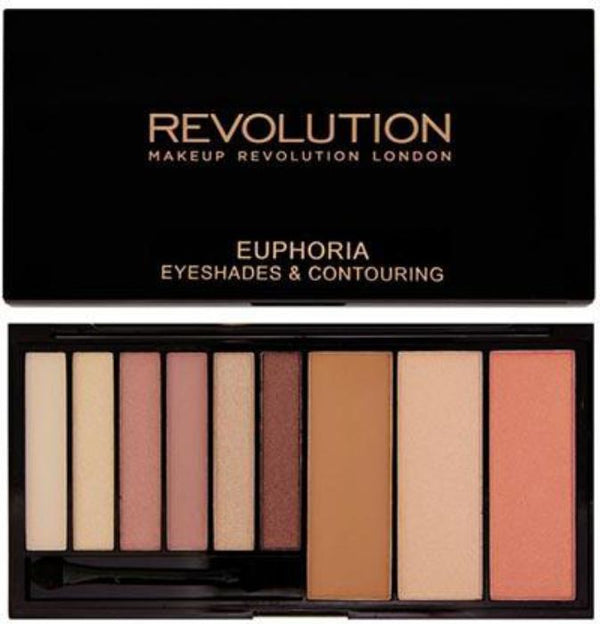 Makeup Revolution Euphoria Palette Bare (org $105 / now $63)