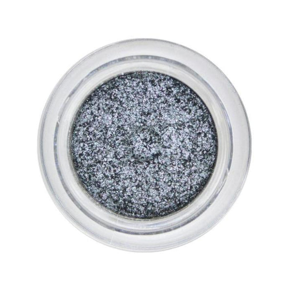 Bodyography Glitter Pigment Eyeshadow-Soiree (Gunmetal Grey) 3g