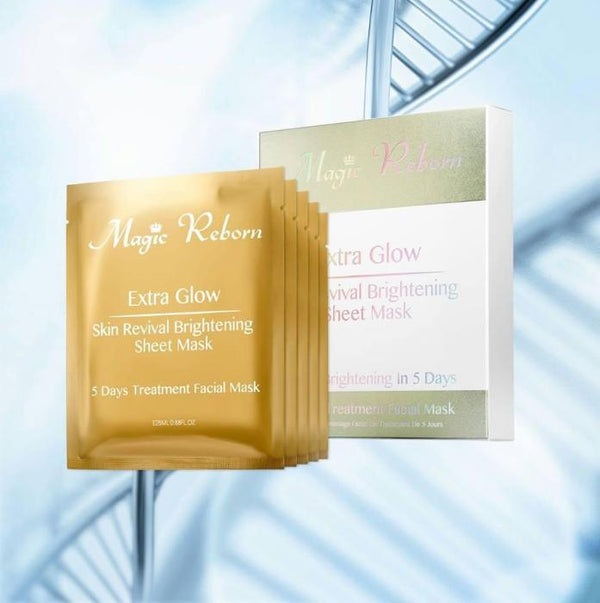*pre-order 4 weeks* Magic Reborn Extra Glow Mask (5 pcs per box)