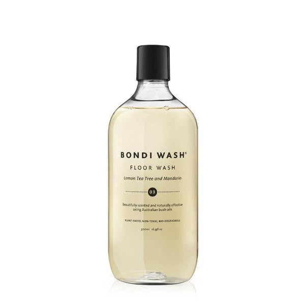 BONDI WASH Floor Wash Lemon Tea Tree & Mandarin 500ml