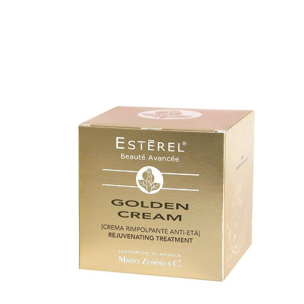 *pre-order 4-6 weeks* ESTEREL Golden Cream REJUVENATING TREATMENT 50ml