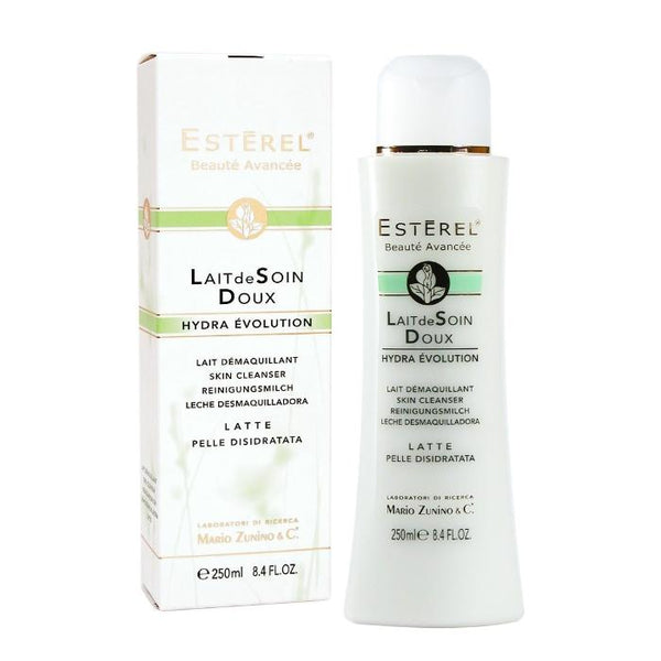 *pre-order 8-10 weeks* ESTEREL HYDRA ÉVOLUTION Lait de Soin Doux Gentle Cleansing Milk 250ml
