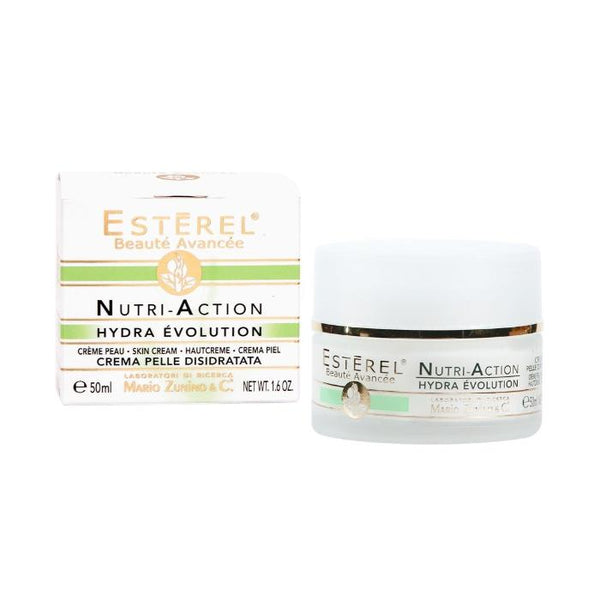 *pre-order 1 month* ESTEREL HYDRA ÉVOLUTION Nutri-Action Nourishing Cream 50ml