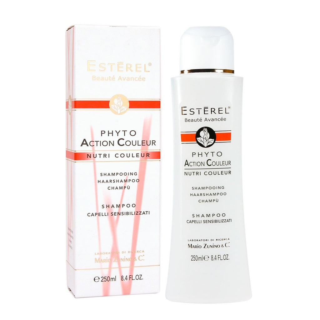 ESTEREL Phyto Action Couleur NUTRI COULEUR SHINING AND DEODORIZING SHAMPOO 250ml