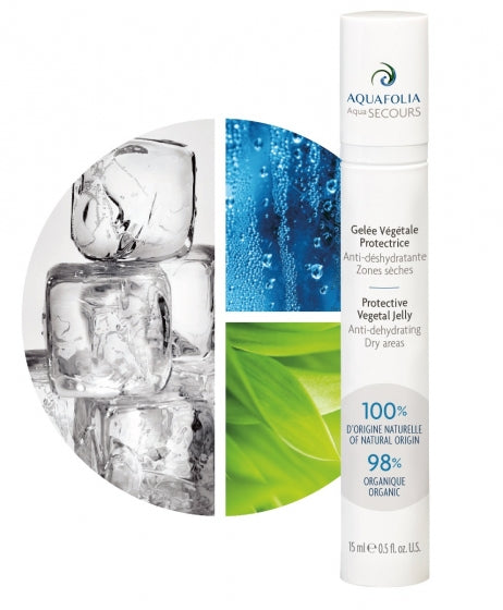 *pre-order 4 weeks* Aquafolia Gelee Vegetale Protectrice/Protective Vegetal Jelly 15ml