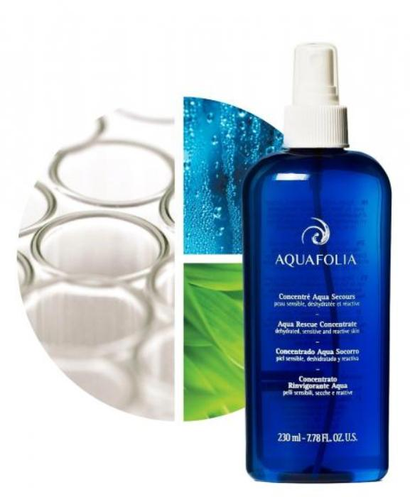 *pre-order 3 weeks* Aquafolia Concentré Aqua secours/Aqua Rescue Concentrate 230ml