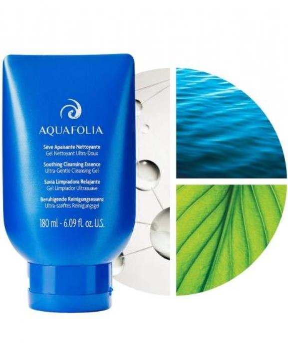 *pre-order 4 weeks* Aquafolia Sève apaisante nettoyante/Soothing Cleansing Essence 180ml