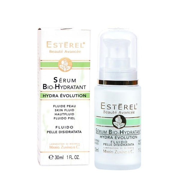 *pre-order 8-10 weeks* ESTEREL HYDRA ÉVOLUTION Sérum Bio-Hydratant Moisturizing Serum Gel 30ml