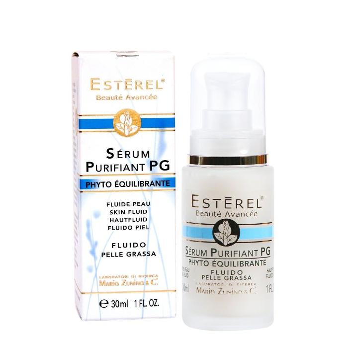 *pre-order 1 week* ESTEREL PHYTO ÉQUILIBRANTE Sérum Purifiant PG Normalizing Serum Gel 30ml