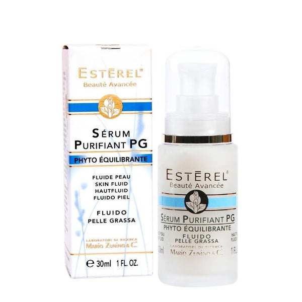 *pre-order 4 weeks* ESTEREL PHYTO ÉQUILIBRANTE Sérum Purifiant PG Normalizing Serum Gel 30ml