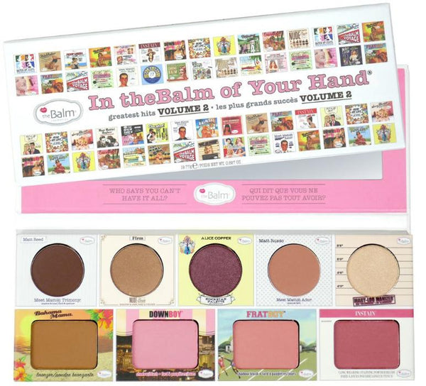 theBalm In Thebalm Of Your Hand® Greatest Hits Volume 2 Palette