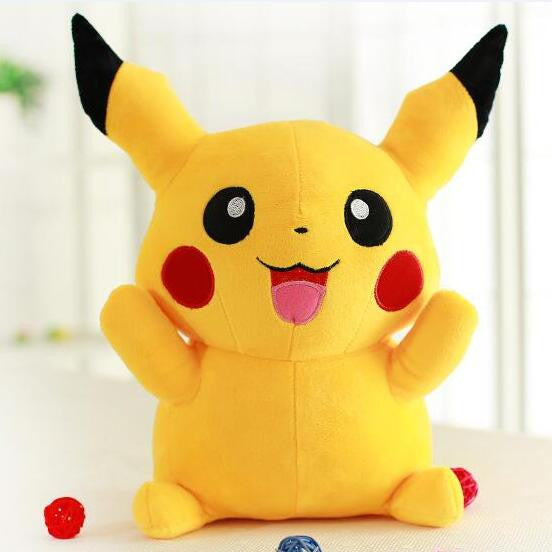 Pikachu Plush Stuffed animal 22cm (free shipping worldwide - the Weird Store - 1