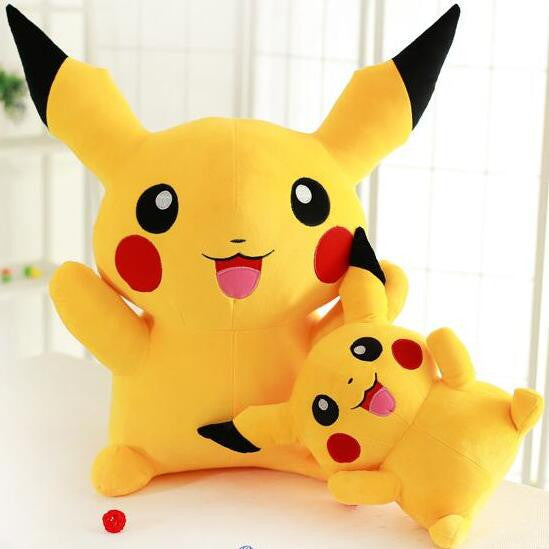Pikachu Plush Stuffed animal 22cm (free shipping worldwide - the Weird Store - 2