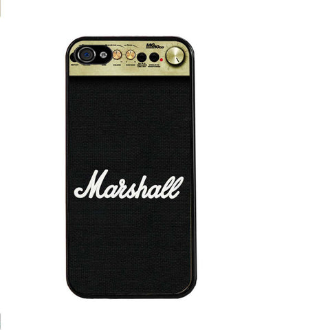 Marshall Amplification Amp Music iPhone case (4/4s/5/5s/5c/6/6plus) - the Weird Store