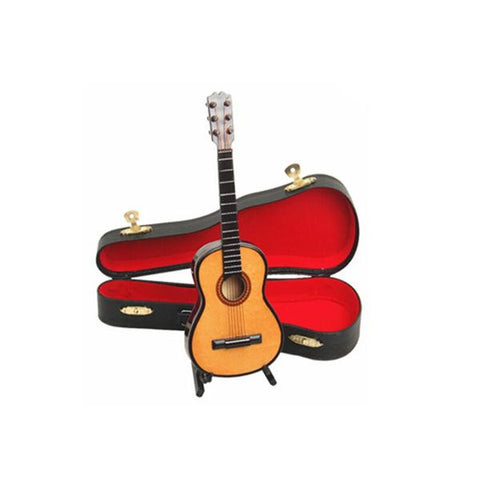 Miniature Acoustic Guitar (Free Shipping)