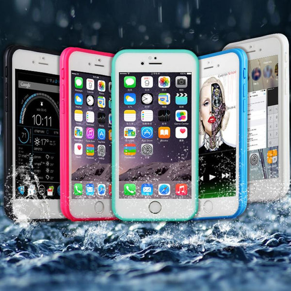 WaterProof Shockproof Case For iPhone 6 and 6s (Free Shipping) - the Weird Store - 2