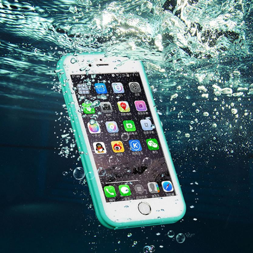 WaterProof Shockproof Case For iPhone 6 and 6s (Free Shipping) - the Weird Store - 1
