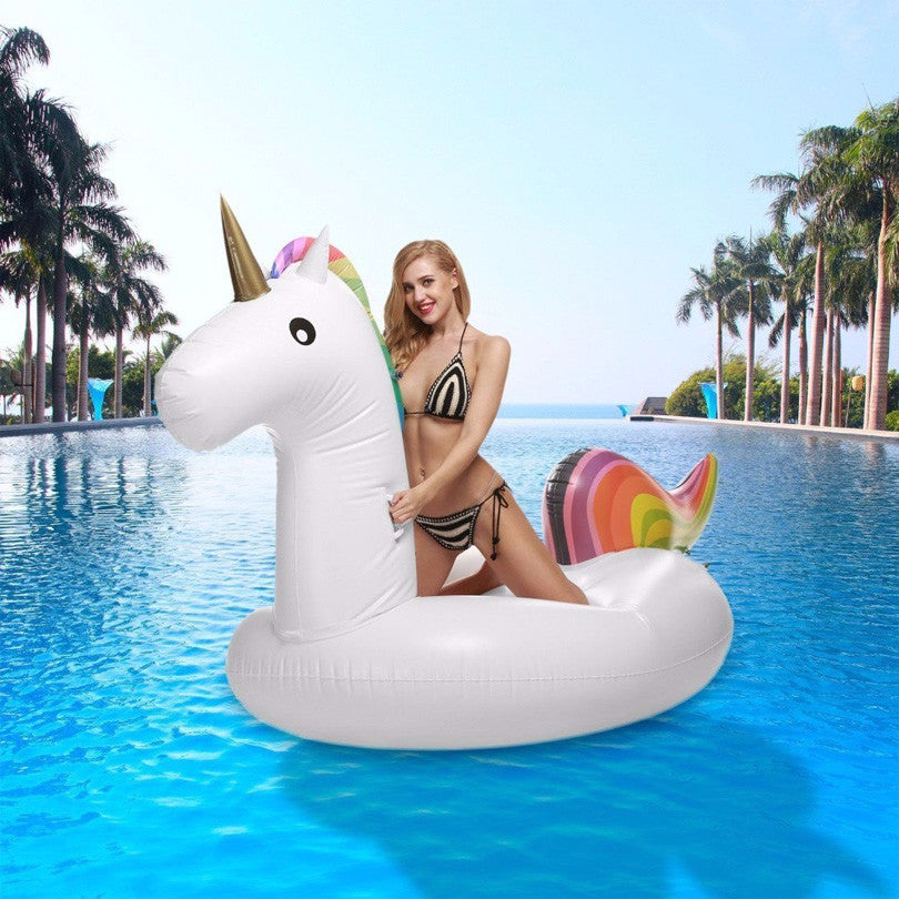 ... Giant Unicorn Inflatable Pool Toy   The Weird Store   4 ...