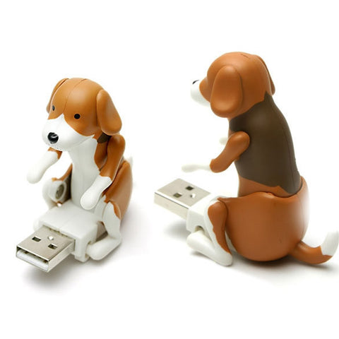 """Humping Dog"" Usb Thumb Drive"